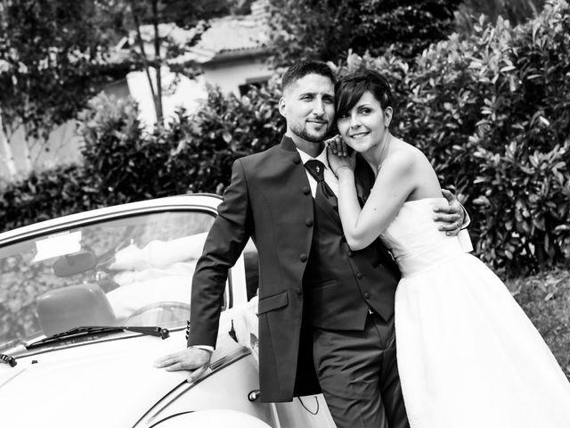 Il matrimonio di Julien e Irene a Malgrate, Lecco 35