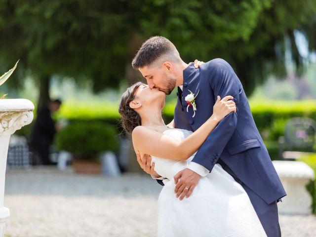 Il matrimonio di Julien e Irene a Malgrate, Lecco 2