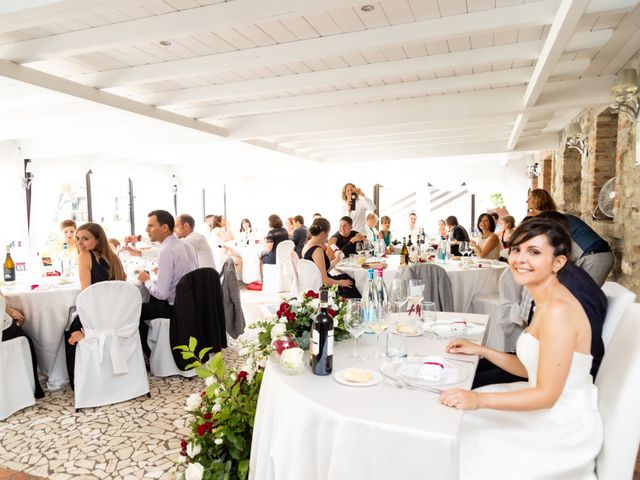 Il matrimonio di Julien e Irene a Malgrate, Lecco 36
