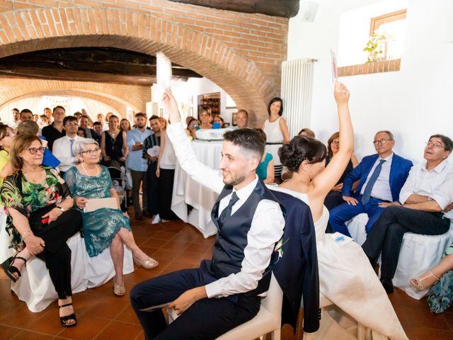 Il matrimonio di Julien e Irene a Malgrate, Lecco 39