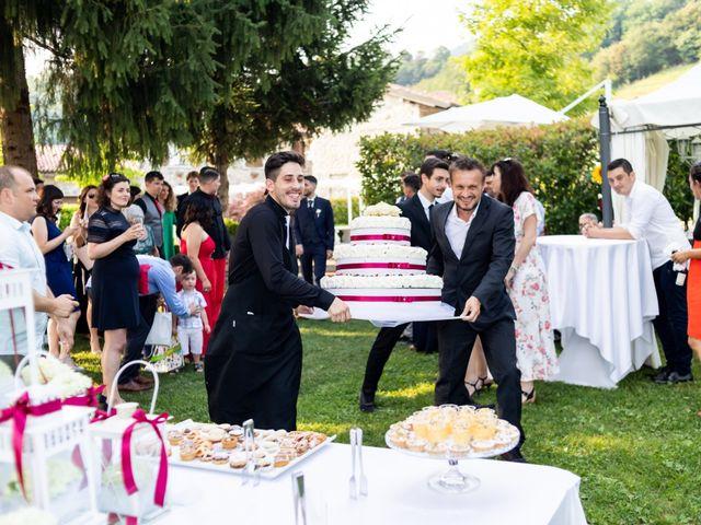 Il matrimonio di Julien e Irene a Malgrate, Lecco 42