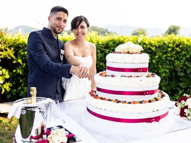 Il matrimonio di Julien e Irene a Malgrate, Lecco 43