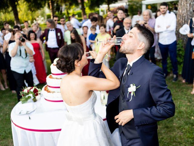 Il matrimonio di Julien e Irene a Malgrate, Lecco 44