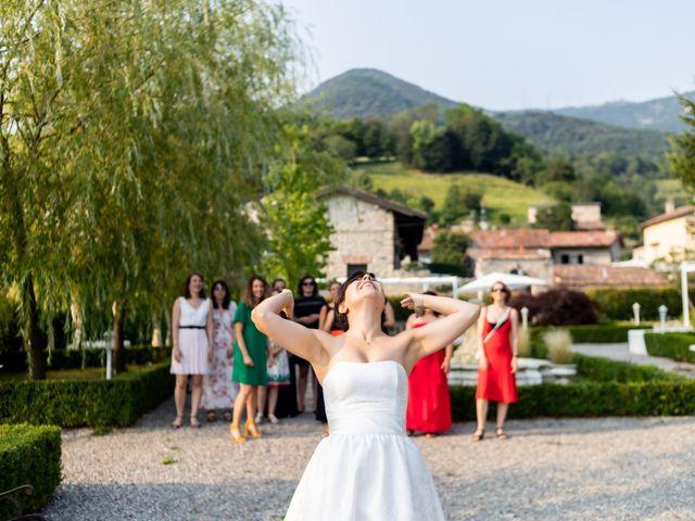 Il matrimonio di Julien e Irene a Malgrate, Lecco 46