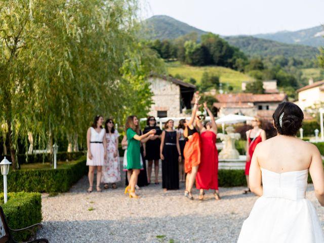 Il matrimonio di Julien e Irene a Malgrate, Lecco 47