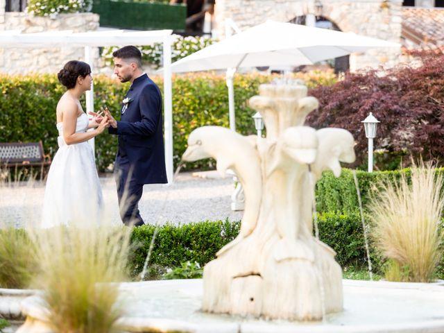 Il matrimonio di Julien e Irene a Malgrate, Lecco 49