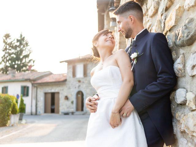 Le nozze di Irene e Julien