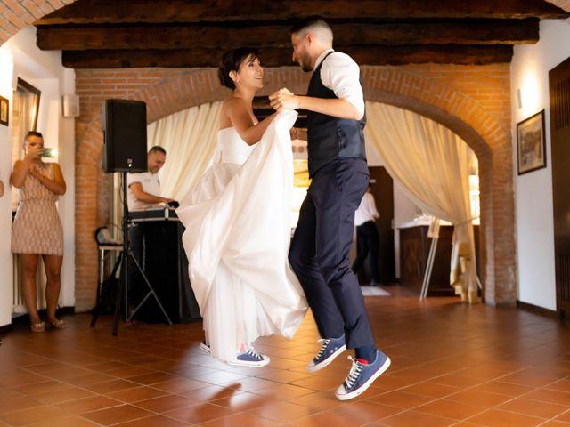 Il matrimonio di Julien e Irene a Malgrate, Lecco 51