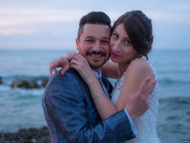 Il matrimonio di Salvatore e Jessica a Brucoli, Siracusa 1