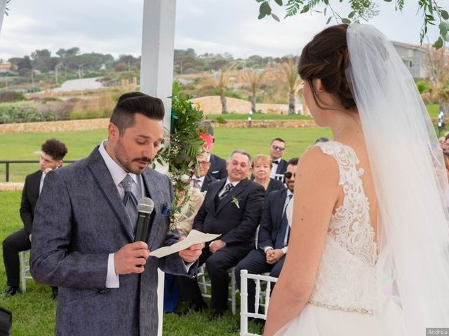 Il matrimonio di Salvatore e Jessica a Brucoli, Siracusa 14
