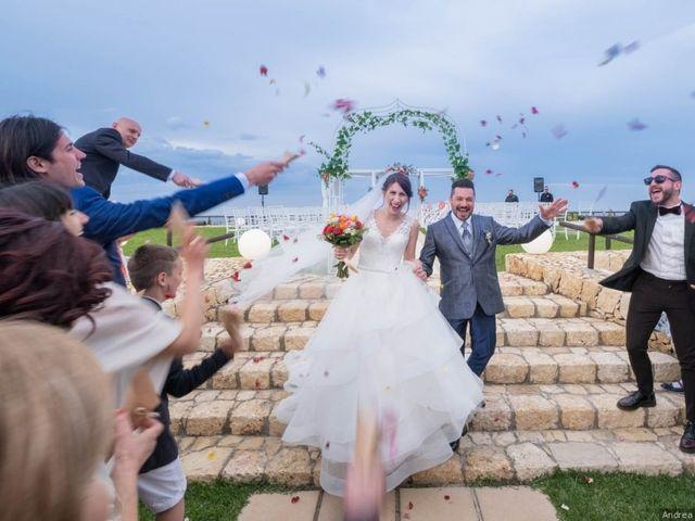 Il matrimonio di Salvatore e Jessica a Brucoli, Siracusa 16