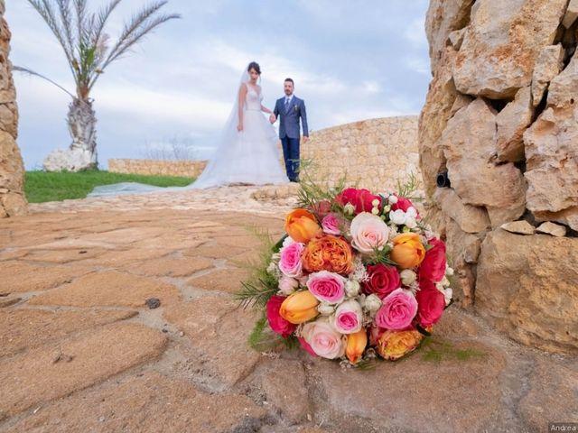 Il matrimonio di Salvatore e Jessica a Brucoli, Siracusa 17