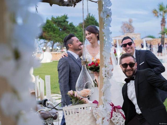 Il matrimonio di Salvatore e Jessica a Brucoli, Siracusa 18