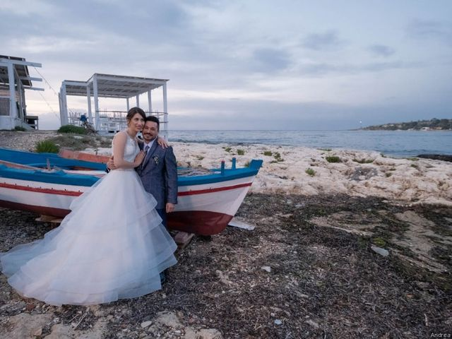 Il matrimonio di Salvatore e Jessica a Brucoli, Siracusa 24