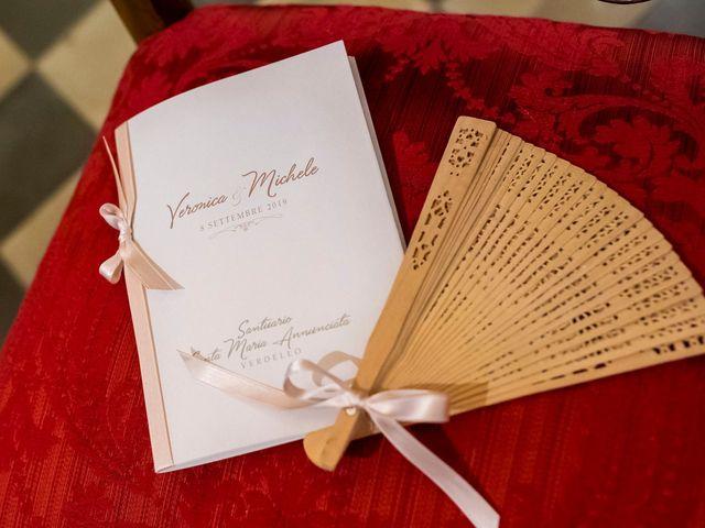 Il matrimonio di Michele e Veronica a Verdello, Bergamo 9