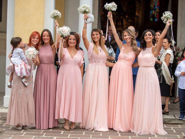 Il matrimonio di Michele e Veronica a Verdello, Bergamo 10