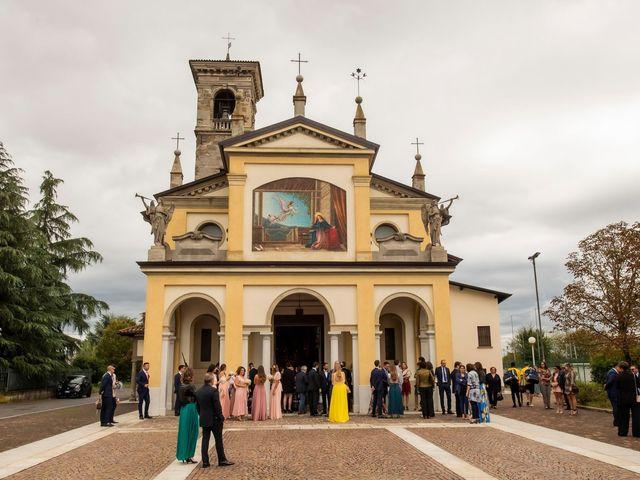 Il matrimonio di Michele e Veronica a Verdello, Bergamo 11