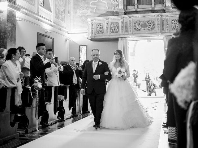 Il matrimonio di Michele e Veronica a Verdello, Bergamo 17