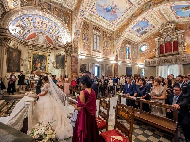 Il matrimonio di Michele e Veronica a Verdello, Bergamo 21