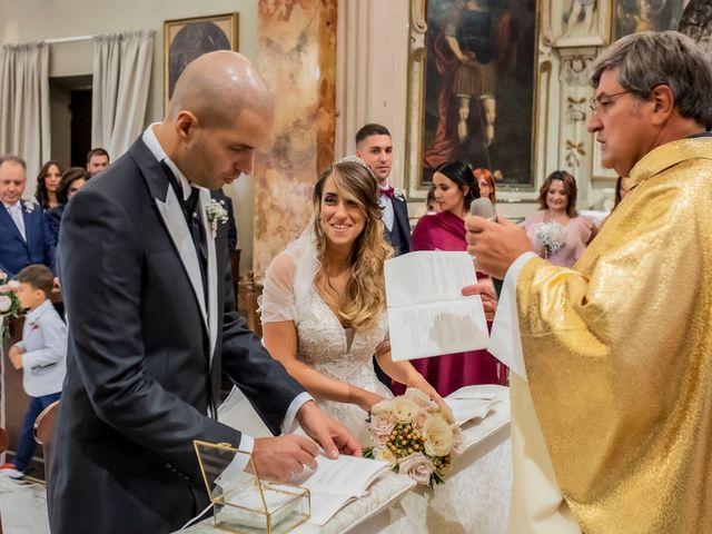 Il matrimonio di Michele e Veronica a Verdello, Bergamo 23