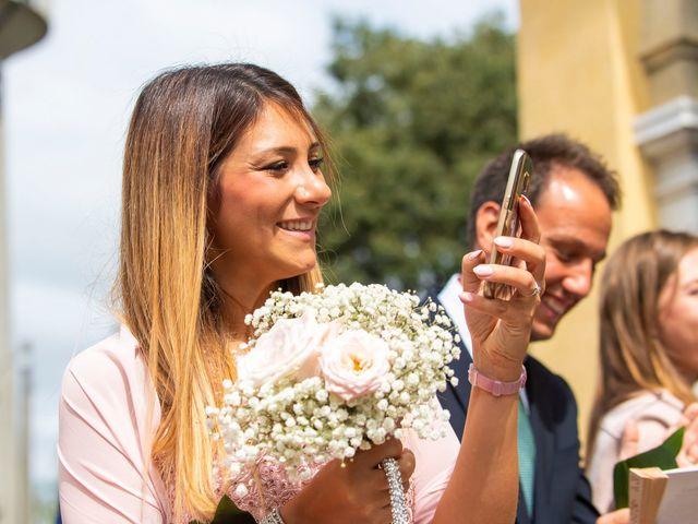 Il matrimonio di Michele e Veronica a Verdello, Bergamo 28
