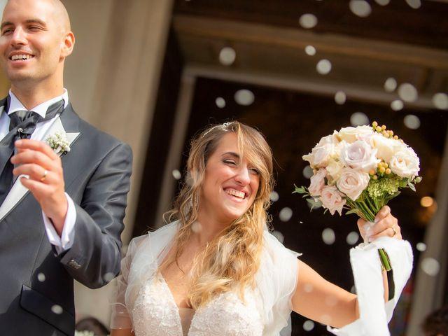Il matrimonio di Michele e Veronica a Verdello, Bergamo 29