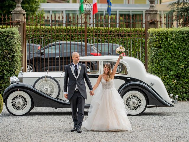 Il matrimonio di Michele e Veronica a Verdello, Bergamo 30