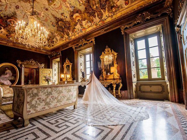 Il matrimonio di Michele e Veronica a Verdello, Bergamo 31