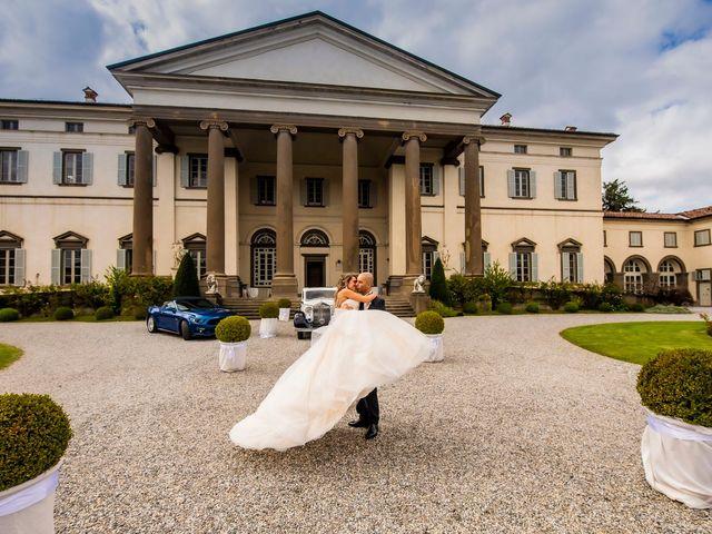 Il matrimonio di Michele e Veronica a Verdello, Bergamo 39
