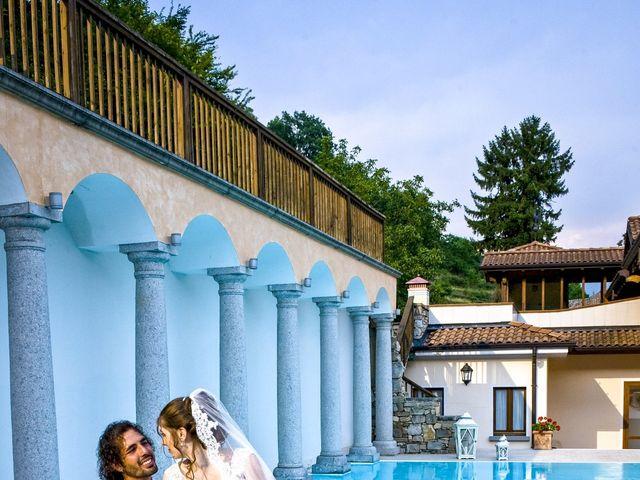 Il matrimonio di Filippo e Beatrice a Brembate, Bergamo 10