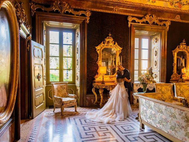 Il matrimonio di Michele e Veronica a Verdello, Bergamo 51