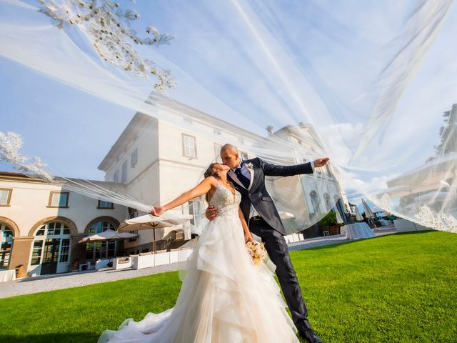 Il matrimonio di Michele e Veronica a Verdello, Bergamo 1