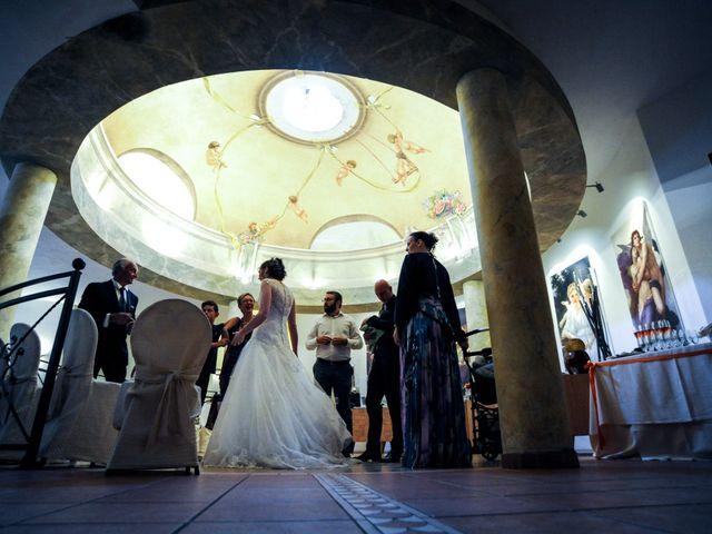 Il matrimonio di Filippo e Beatrice a Brembate, Bergamo 11
