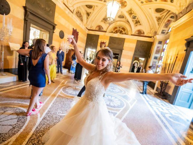 Il matrimonio di Michele e Veronica a Verdello, Bergamo 56