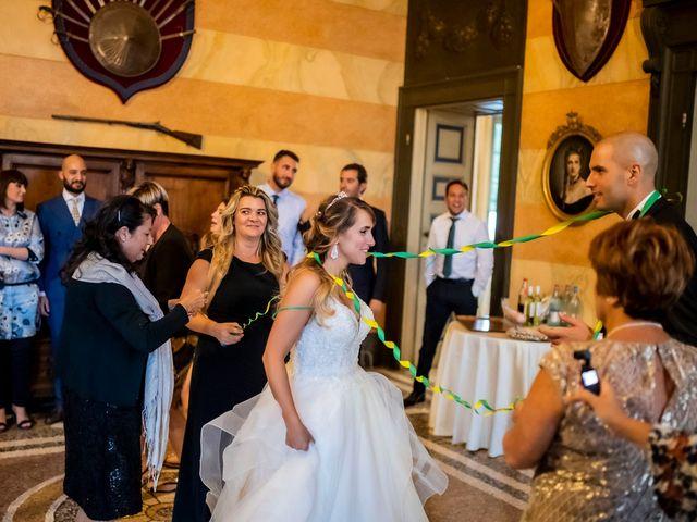 Il matrimonio di Michele e Veronica a Verdello, Bergamo 57