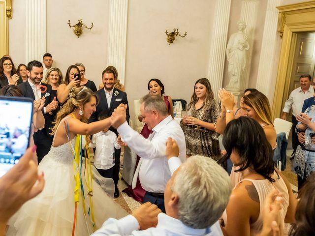 Il matrimonio di Michele e Veronica a Verdello, Bergamo 59