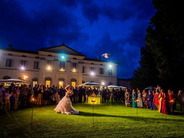 Il matrimonio di Michele e Veronica a Verdello, Bergamo 64