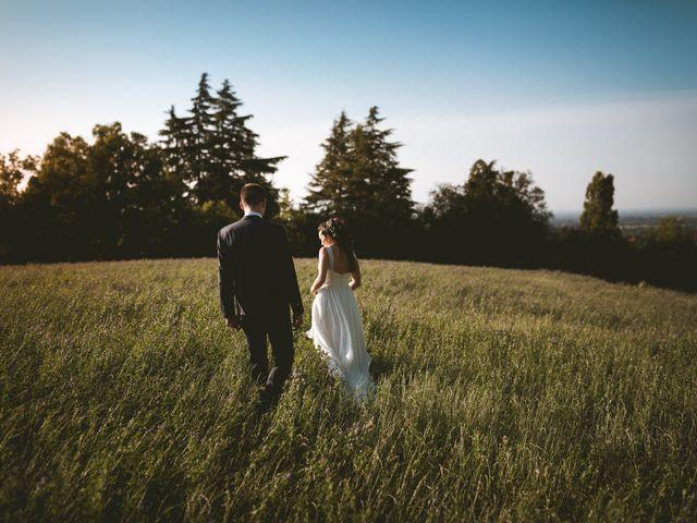 Le nozze di Chiara e Ruggero