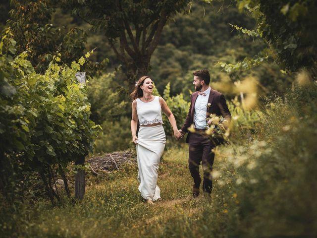 Le nozze di Charlotte e Joren