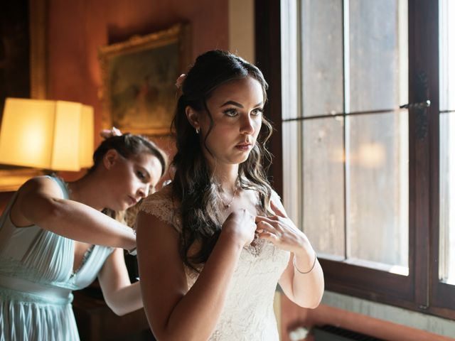 Il matrimonio di Andrea e Asmae a Lecco, Lecco 19