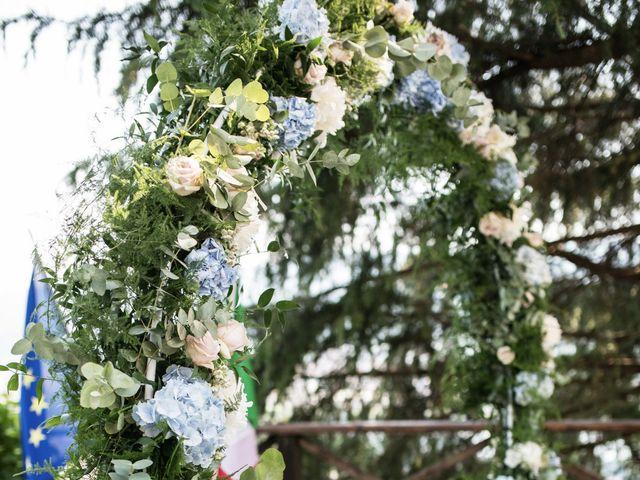 Il matrimonio di Andrea e Asmae a Lecco, Lecco 22