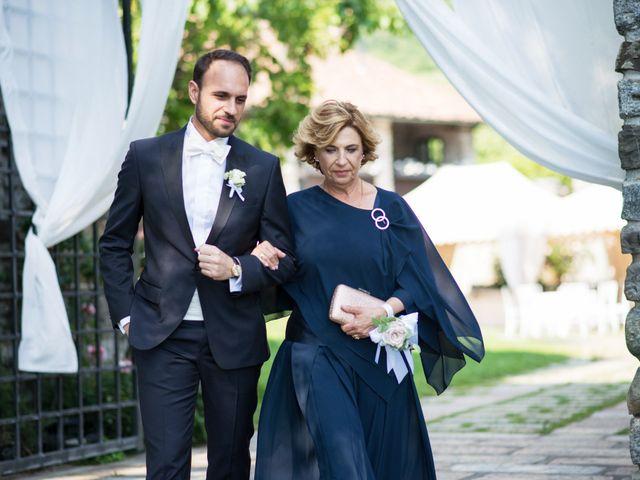 Il matrimonio di Andrea e Asmae a Lecco, Lecco 23