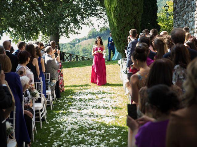 Il matrimonio di Andrea e Asmae a Lecco, Lecco 27