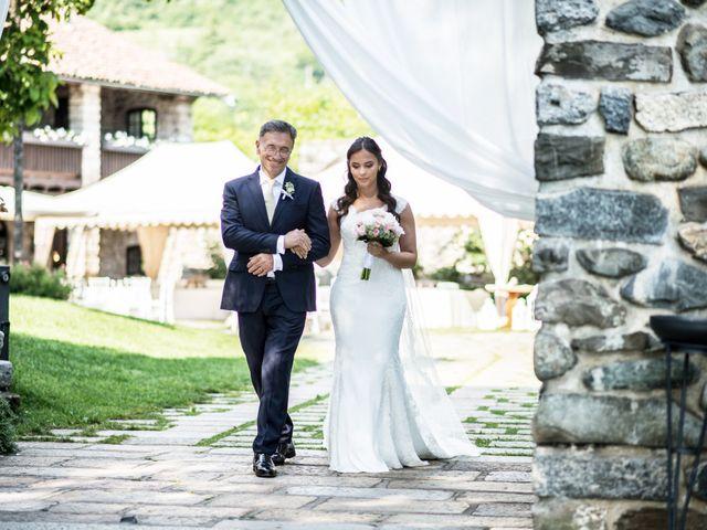 Il matrimonio di Andrea e Asmae a Lecco, Lecco 29