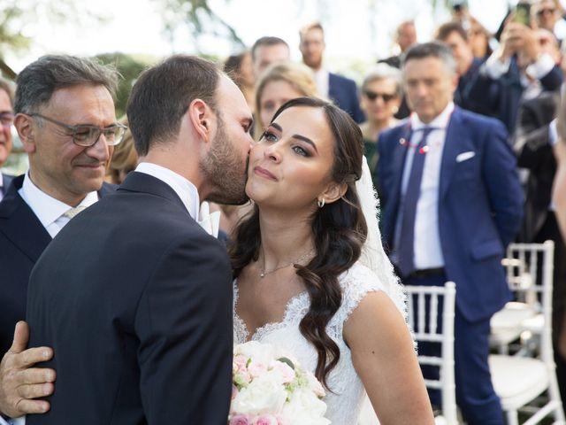 Il matrimonio di Andrea e Asmae a Lecco, Lecco 30