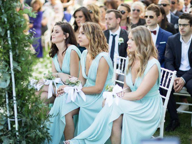 Il matrimonio di Andrea e Asmae a Lecco, Lecco 35
