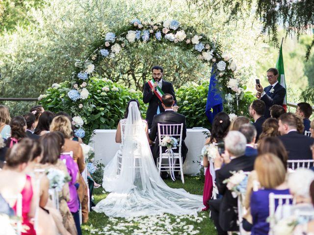 Il matrimonio di Andrea e Asmae a Lecco, Lecco 36