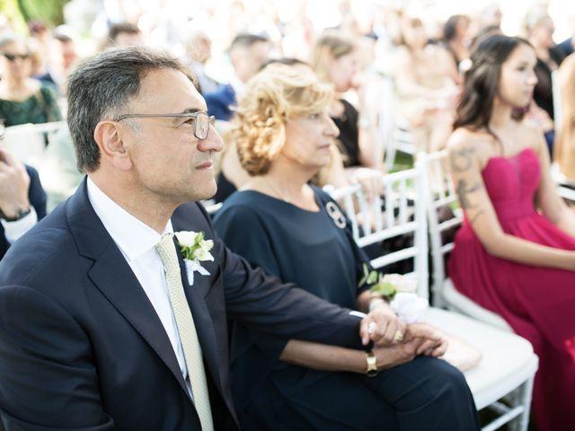 Il matrimonio di Andrea e Asmae a Lecco, Lecco 39
