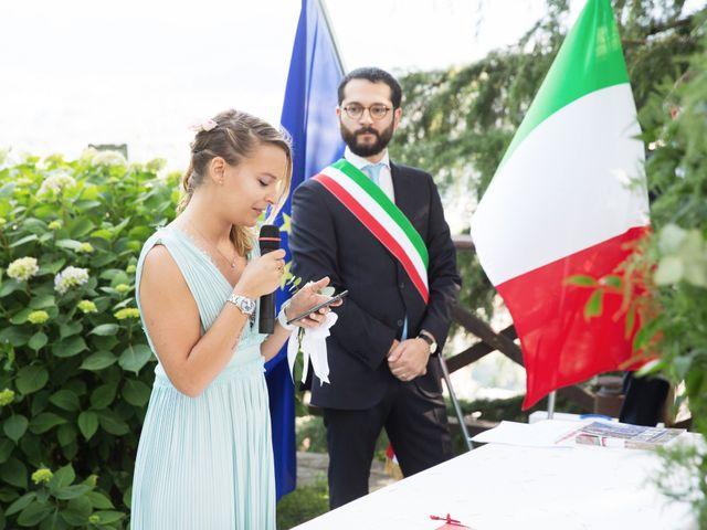 Il matrimonio di Andrea e Asmae a Lecco, Lecco 40