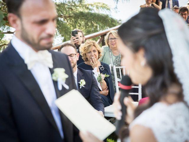 Il matrimonio di Andrea e Asmae a Lecco, Lecco 43